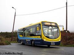 WS2 - Rt44B - Glencullen - 041217 (dublinbusstuff) Tags: dublinbus dublin bus ws2 wrightstreetlite glencullen ballybrack donnybrook route44b dundrum