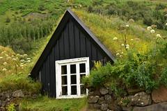 Icelandic Turf House 4 (Amaury Laporte) Tags: europe iceland skogar folkmuseum traditional history
