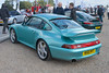 _DSC7586 (John McCulloch Fast Cars) Tags: 911 993 porsche turbo r150pft turquoise