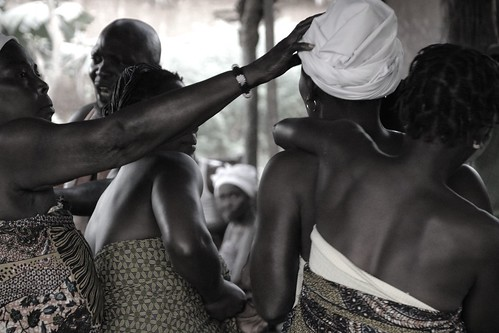 Voodoo Ceremony in Togo