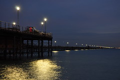 Essex Southend (daveknight1946) Tags: essex southend southendpier pier twilight lights greatphotographers leefilters smileonsaturday lightopia