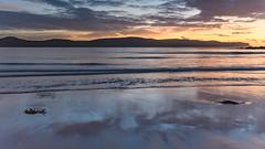 Sunrise Seascape (Merrillie) Tags: daybreak uminabeach landscape nature australia mountains nswcentralcoast newsouthwales clouds nsw uminapoint beach scenery centralcoastnsw coastal coast sea waterscape sunrise centralcoast seascape water