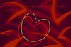 Laser heart .. (Julie Greg) Tags: hearts wish laser