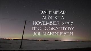 DALEMEAD Nov. 13 Aurora