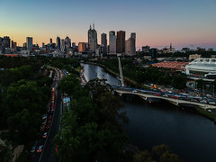 0321_20171119_DJI Spark (Adrian R. Tan) Tags: architecture australia buildings clouds djispark drone landscape melbourne photography sky sparky spring sunset urbanscape