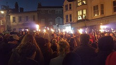 Remember.............. (patrick l clinton) Tags: lewes remember emotion torches comerate