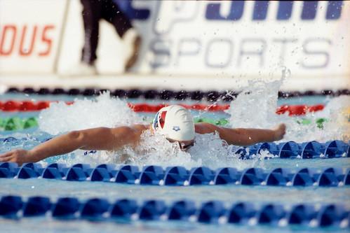 511 Swimming EM 1991 Athens
