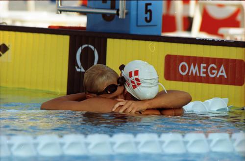 519 Swimming EM 1991 Athens