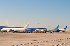 Korean Air Cargo & China Southern Cargo (ORD) (Cragin Spring) Tags: unitedstates usa unitedstatesofamerica illinois il midwest plane airplane aviation jet ord airport ohare city chicago chicagoillinois chicagoil airliner cargo koreanair chinasoutherncargo