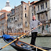 The noble gondolier