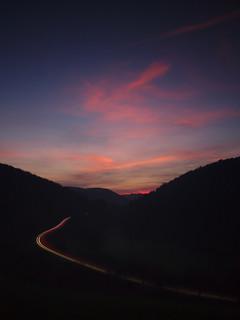 Border brook valley