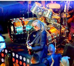 Davey Johnstone Rockin' It (BKHagar *Kim*) Tags: bkhagar eltonjohn band lasvegas nv nevada concert caesarspalace coliseum vegas daveyjohnstone