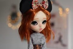 pumpkin (Juju DollPassion) Tags: pullip doll poisongirl fc fullcustom fullcusto ginger photography wig cute