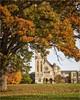 Shattuck Campus on a Fall Morning (A Anderson Photography, over 2.1 million views) Tags: shattuck shattuckacademy canon fall 1858 belltower
