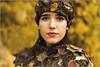 Queen of the woods (Damaz Real Fantasy) Tags: retrato portrait gente people face