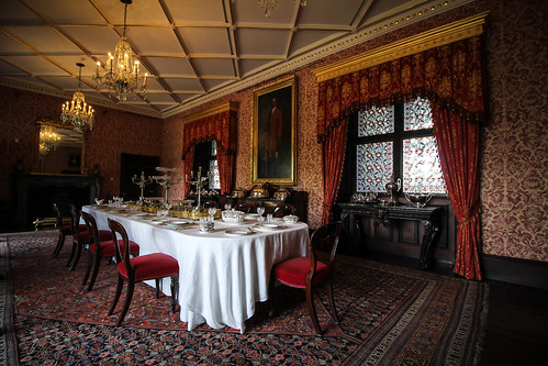 Kilkenny Castle - The Dining Room