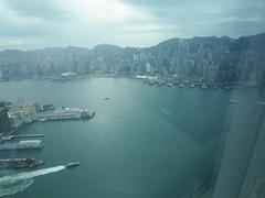 IMG_0586 (Sweet One) Tags: icc sky100 observationdeck view city skyline buildings towers hongkong harbour
