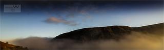 Morning Light  Above Craig Goch Dam.