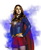 Supergirl (PiscesDreamer) Tags: supergirl karazorel karadanvers melissabenoist dccomics girlofsteel kryptonian illustration drawing art artwork portrait portraiture thecw superheroine superhero supergirlcw
