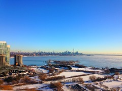 Greetings from Toronto, Canada (Trinimusic2008 - stay blessed) Tags: trinimusic2008 judymeikle nature today december 2017 frigid cold icy extremecoldalert toronto to ontario canada iphone sky trees sunny snow water