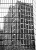 Boston Reflections (WilliamND4) Tags: boston reflection buildings distortion nikon d810 blackandwhite
