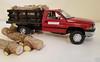 Camion_une_tonne_a2 (ngodin92) Tags: dodge ram 3500 dump truck 118 diecast bois de chauffage foyer miniature firewood v10