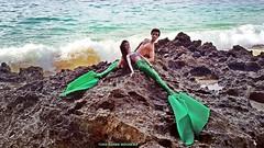Tidal Waves (Darwin Dizz) Tags: merman mermaid disney integritytoys integrity fashion fashionroyalty ariel nuface giselle doll gisellediefendorf waves