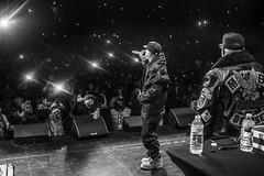 IMG_4011_1 (Brother Christopher) Tags: concert music performance brooklyn bk show artofrap artofrapshow rap hiphop culture brotherchris perform live mic stage bnw monochrome blackandwhite cnn caponennoreaga queens rakim bigdaddykane nore slickrick grandmasterflash furiousfive ghostfacekillah raekwonthechef wutangclan legend legedary icons explore