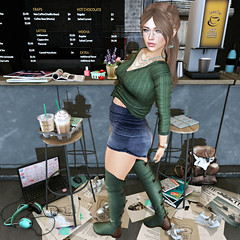 {Blog 317} Finals (veronica gearz) Tags: avi avatar blogging blogger blog blogs bloggers bento secondlife second sl maitreya mesh 2ndlife life lelutka truth chicmoda kitja candydoll minimal cae emarie glitterati tresblah randommatter dustbunny whatnext finals school college final disorderly thesecretstore