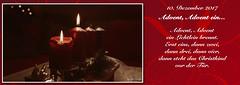 10.Dezember 2017 (Mr.Vamp) Tags: advent adventskalender adventszeit kerzen kerze adventskanz mrvamp 2advent
