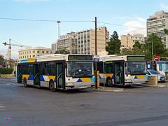 Irisbus Agora S - OASA 742 (Pi Eye) Tags: bus autobus athenes athens athina oasa osy renault rvi irisbus agora agoras