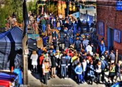 Hogan's Alley ... Anne film location (Rex Montalban Photography) Tags: rexmontalbanphotography hogansalley portdalhousie annewithane remake anneofgreengables trinidad1890 tiltshift hdr