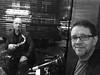 Andy Nicholls & Chris Conway @ Marabel Ristorante (unclechristo) Tags: andynicholls chrisconway