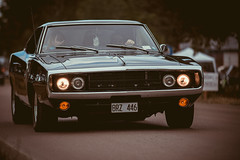 Dodge charger 500 1970 (Myggan68) Tags: ontheroadswithmyggan explore love road oldcar old bilar classiccarweek classiccarweek2017 ontheroads dodge usa mopar sweden oldtimer classic classiccar