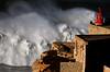 November 8, 2017 Nazaré / 6924PZR (Rafael González de Riancho (Lunada) / Rafa Rianch) Tags: nazaré portugal tormenta temporal waves water olas storm agua costa coast ondas vagues
