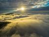 薑麻園.雲洞~DRONE 空拍夕陽雲海~翱翔雲端~ Fly above clouds (Shang-fu Dai) Tags: taiwan 苗栗 三義 薑麻園 雲洞 雲洞山莊 雲海 clouds sunset 夕陽 landscape 戶外 formosa 天空 日落 seaofclouds dji phantom3advanced p3a 空拍 sky 風景