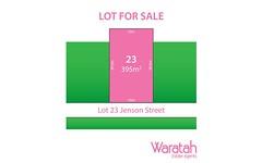 Lot 23 Jensen Street, Riverstone NSW