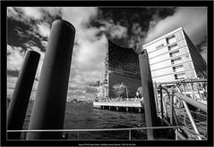 Sony A7R-IR with Sony 16-35mm Vario-Tessar T FE F4 ZA OSS (Dierk Topp) Tags: bw elbphilharmonie ilce7r ir sonya7rir architecture hamburg infrared monochrom sw sony
