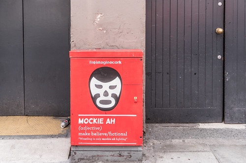 EXAMPLES OF PAINT-A-BOX STREET ART IN CORK CITY CENTRE [PHOTOGRAPHED 2017]-133879
