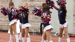Panasonic FZ1000, High Speed Video, Cheerleaders, Montréal Alouettes, Montréal, 22 October 2017 (2) (proacguy1) Tags: panasonicfz1000 highspeedvideo cheerleaders montréalalouettes montréal 22october2017