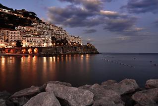 Amalfi at Dusk
