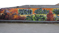 graffiti, Tooting (duncan) Tags: graffiti tooting irony shinequest revs born skyhigh