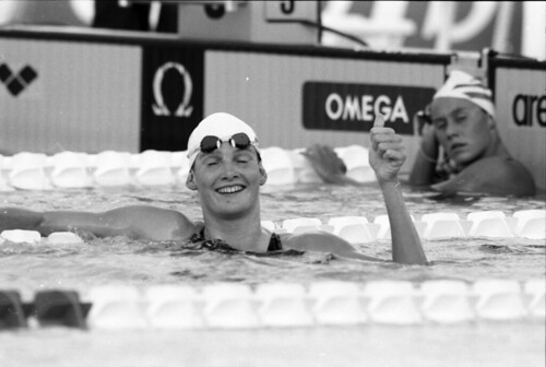 115 Swimming EM 1991 Athens