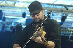 Triakel (2017) 06 - Kjell-Erik Eriksson (KM's Live Music shots) Tags: worldmusic sweden traditionalswedishmusic triakel kjellerikeriksson fiddle violin nordicmatters fridaytonic southbankcentre