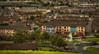 Miniature Derry (Trevor Bowling) Tags: miniature tiltshift derry ireland londonderry houses housingestate