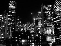 One night in Manhattan (Leguman vs the Blender) Tags: midtown nyc newyork lumix ladym usa