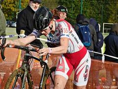 DSCN1316 (Ronan Caroff) Tags: cycling cyclisme cyclist cycliste cyclists ciclismo velo bike race course women woman cyclocross cx mud boue effort action sport sports lamézière coupedefrance france cup coupe competition contest bretagne brittany breizh illeetvilaine 35