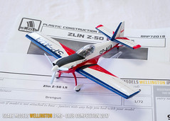 A5 - Zlin Z-50 LS - Kevin Trew