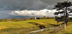 AUTUMN AT CROOME (chris .p) Tags: nikon d610 view worcestershire england croome church 2017 autumn park uk nt nationaltrust november midlands clouds capture