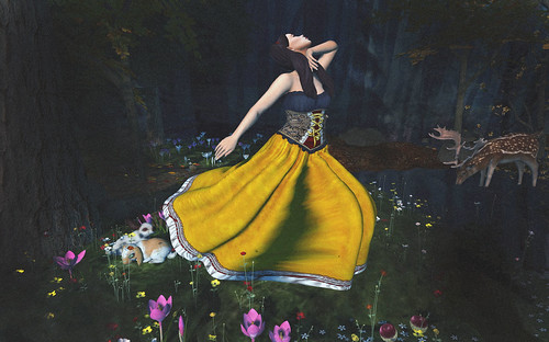 Lost in the Woods - Snow White